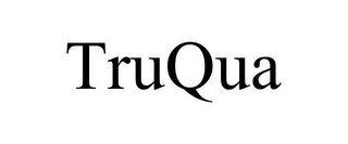 mark for TRUQUA, trademark #85739799