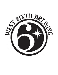 mark for WEST SIXTH BREWING 6, trademark #85739821