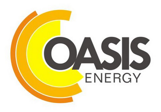 mark for OASIS ENERGY, trademark #85740156