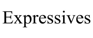 mark for EXPRESSIVES, trademark #85740237
