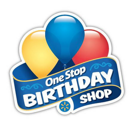 mark for ONE STOP BIRTHDAY SHOP, trademark #85740363