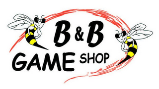 mark for B & B GAME SHOP, trademark #85740389