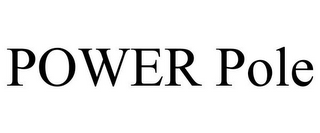 mark for POWER POLE, trademark #85740452