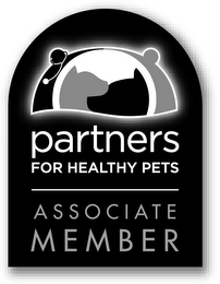 mark for PARTNERS FOR HEALTHY PETS ASSOCIATE MEMBER, trademark #85740505