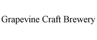 mark for GRAPEVINE CRAFT BREWERY, trademark #85740752