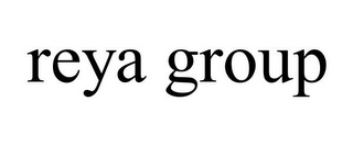 mark for REYA GROUP, trademark #85740758