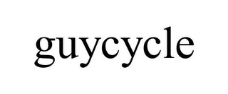 mark for GUYCYCLE, trademark #85740813