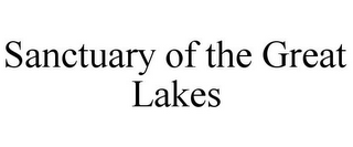 mark for SANCTUARY OF THE GREAT LAKES, trademark #85740964