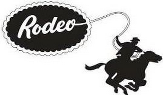 mark for RODEO, trademark #85741061