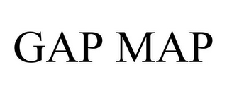 mark for GAP MAP, trademark #85741092