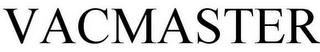 mark for VACMASTER, trademark #85741139