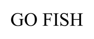 mark for GO FISH, trademark #85741237