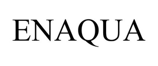 mark for ENAQUA, trademark #85741240