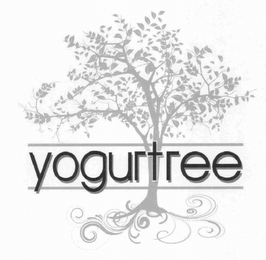 mark for YOGURTREE, trademark #85741494