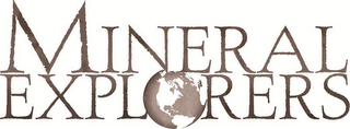 mark for MINERAL EXPLORERS, trademark #85741609