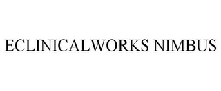 mark for ECLINICALWORKS NIMBUS, trademark #85741628