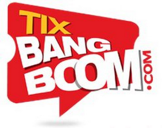 mark for TIXBANGBOOM.COM, trademark #85741762