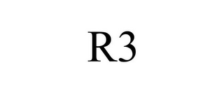 mark for R3, trademark #85741914