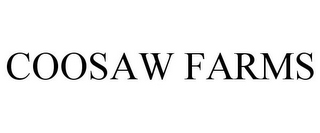 mark for COOSAW FARMS, trademark #85742190