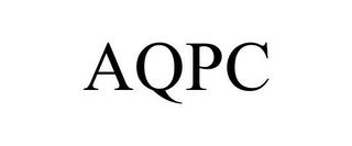 mark for AQPC, trademark #85742273