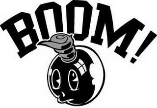 mark for BOOM!, trademark #85742281