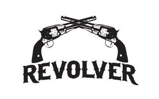 mark for REVOLVER, trademark #85742284