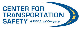 mark for CENTER FOR TRANSPORTATION SAFETY A PHH ARVAL COMPANY, trademark #85742371