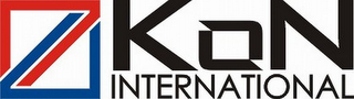 mark for KON INTERNATIONAL, trademark #85742484
