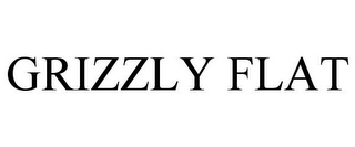 mark for GRIZZLY FLAT, trademark #85742574