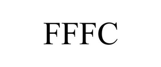 mark for FFFC, trademark #85742643