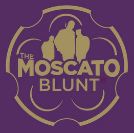 mark for THE MOSCATO BLUNT, trademark #85742870