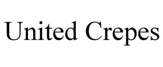 mark for UNITED CREPES, trademark #85742924