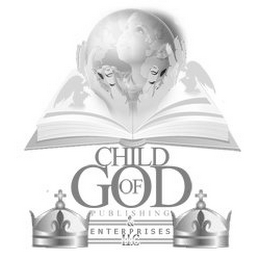mark for CHILD OF GOD PUBLISHING & ENTERPRISES LLC, trademark #85743004