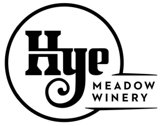 mark for HYE MEADOW WINERY, trademark #85743098