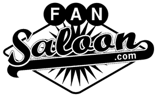 mark for FAN SALOON .COM, trademark #85743105