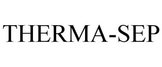 mark for THERMA-SEP, trademark #85743145