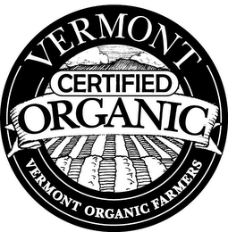 mark for VERMONT CERTIFIED ORGANIC VERMONT ORGANIC FARMERS, trademark #85743333