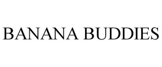 mark for BANANA BUDDIES, trademark #85743430