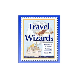 mark for TRAVEL WIZARDS EXCELLENCE IN TRAVEL PLANNING SINCE 1981, trademark #85743442