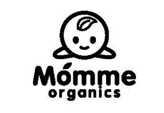mark for MÓMME ORGANICS, trademark #85743461