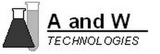 mark for A AND W TECHNOLOGIES, trademark #85743694