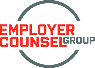 mark for EMPLOYER COUNSEL GROUP, trademark #85743825
