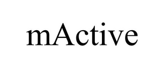 mark for MACTIVE, trademark #85744091