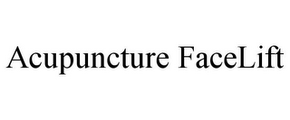 mark for ACUPUNCTURE FACELIFT, trademark #85744139