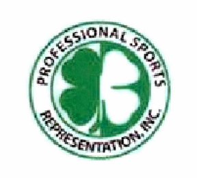 mark for PROFESSIONAL SPORTS REPRESENTATION, INC., trademark #85744191