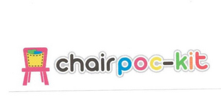 mark for CHAIRPOC-KIT, trademark #85744245