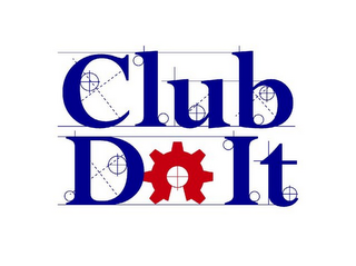 mark for CLUB DO IT, trademark #85744334