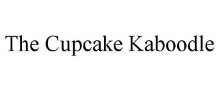 mark for THE CUPCAKE KABOODLE, trademark #85744468