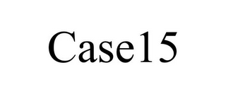 mark for CASE15, trademark #85744608