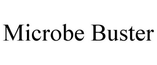 mark for MICROBE BUSTER, trademark #85744637